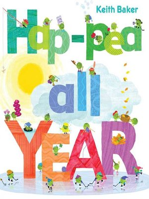 cover image of Hap-Pea All Year!